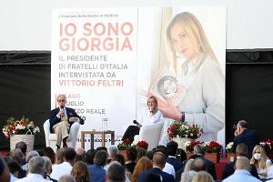 Vittorio Feltri guiderà la lista di FdI