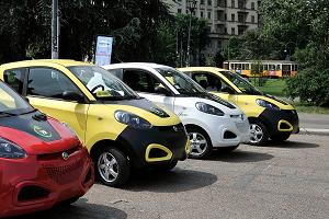 Dieci nuove aree per la mobilità elettrica