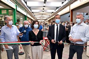 Inaugurato il nuovo Mercato Morsenchio