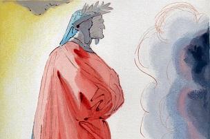 """""""Il Dante di Dalì"""": a Palazzo Pirelli la mostra delle cento tavole di Salvador Dalì per la Divina Commedia"""